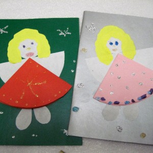 Листівка на День Ангела( Angel Card for the Day)